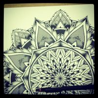 Solstice Mandala Project Day003 by OrgeSTC