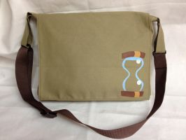 Dr. Whooves Messenger Bag by Tirrivee