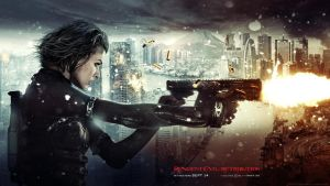Resident Evil: Retribution Wallpaper 1 by Meioh-Sama