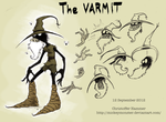 The Varmit by Mickeymonster