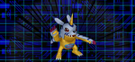 Gabumon by Valforwing