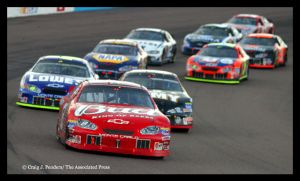 Earnhardt Wins by cjpenders