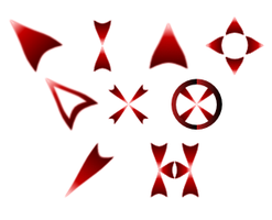 pasta_red cursors by pastakiller