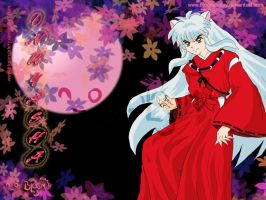 Inuyasha wallpaper by bloomgalery