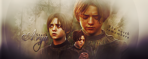 Arya Stark by LittleMusa