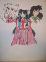 Inuyasha The Movie 2 by sonic4568