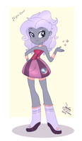 Equestria Girls Style  - OC Princess Night Glow by Joakaha