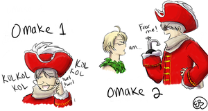 Peter Pan - Hetalia Omake by TriaElf9