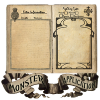 Lodan Monster Application by Comical1