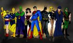 Justice League Unlimited by Stone-Fever