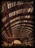 Railway station, Milano by rubicorno