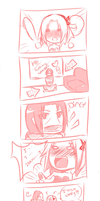 Itasaku Comic Strip : Part 2 Sakura's Day by AmyNinkai