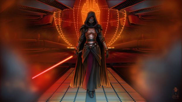 The Lady Revan by ZolaPaulse