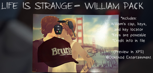 LiS - William Price Pack by angelic-noir