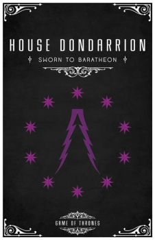 House Dondarrion by LiquidSoulDesign