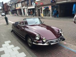 Citroen DS 21 Cabriolet by RoyLeijten