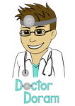 Doctor Doram Vector by DoramBaramour
