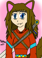 My version of AOD Neko Color by VictriaOfArgus