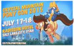 Going to CMPC 2015 by SupaCrikeyDave