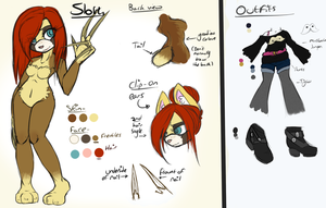 Sloth Reference (V1.0) by V-Velvet