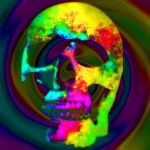 skull 2 by librarian-of-hell