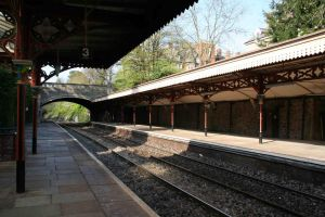 Great Malvern Station 4 by OghamMoon