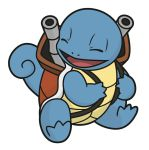 Squirtle's evolution ? by Elenwae