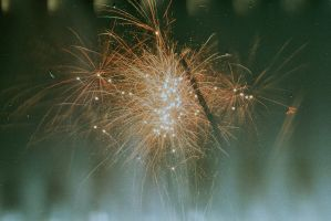 Fireworks by yagahara