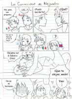Latin Hetalia Chile y Mexico by Yumiki05