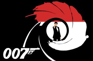 Bond, James Bond by bhound89