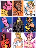sketch cards 3 by The-Standard