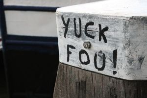 Yuck fou by LubbneLudde