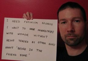 I need feminism because by Valendale