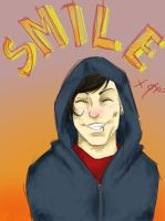 Smile~! by BulletForRevenge