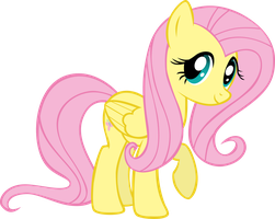 Fluttershy: The Adorable One by Takua770