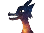 Space dragon adopt *CLOSED* by NeonTricksterSaphire