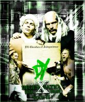 WWE DEGENERATION X - DX by AusiXFoX