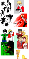 Homestuck Everywhere oh yah by Yobot