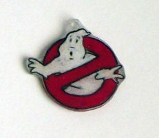Fangirl Charms- Ghostbusters by Isilian
