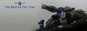 siege tank @StarCraft @Battle for Char by Mr-ORSO