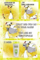 What Th'a Heck?? - Mega Ampharos by ExhoLOL
