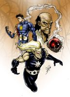 Jethro Colored version by gioparedes