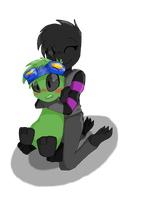 Huggles! by TechnoClove