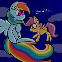 You Did It.. by JaniceTheFurry