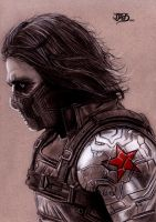 Winter Soldier by Jags1585