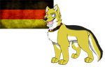 Germany by Obsidianthewolf