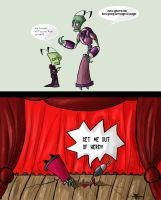 I Have A Splinter by Ted-Drakness