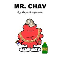 Mr. Chav by vurtpunk