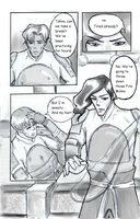 Korra and The Wolfbats 01: Page 1 by thefuzzysweater
