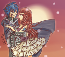 Jerza - Time Will Last by PoOfyPink
